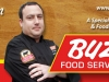 Buzz Food Service Facebook Cover