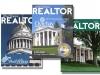 West Virginia REALTOR magazine covers